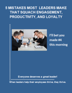 Accountability and Employee Engagement